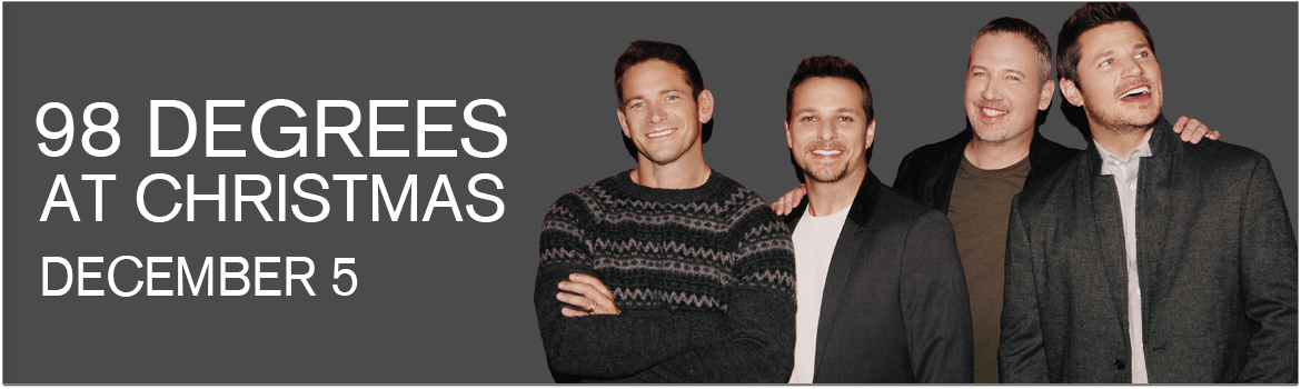 98 degrees live at sound board detroit wednesday december 05 2018 800 pm - 98 Degrees Christmas